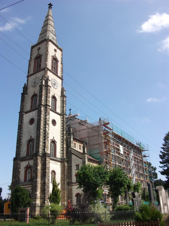 Evangelische Christuskirche in Leutersdorf
