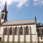 Katholische Pfarrkirche -n Leutersdorf