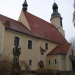 Kath. Kirche in Ostritz