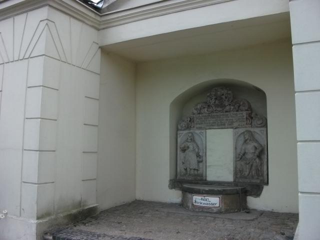Kellbrunnen in Ostritz OT Leuba