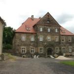 Schloss in Ostritz OT Leuba