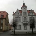 Rathaus in Ostritz.
